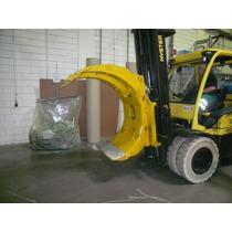 Roll Clamp Pinza Papel Llantas Tubos Concreto Paper Kaup