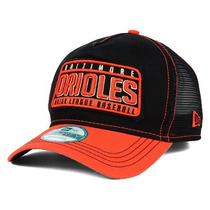 Orioles Baltimore New Era Gorra Mlb Mod Trip Trucker Nueva