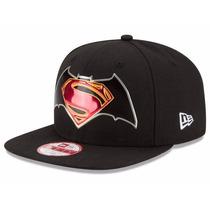 Gorra Oficial Batman Vs Superman - New Era Snapback