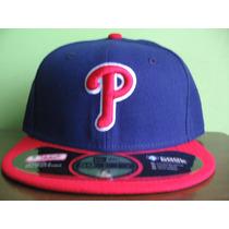 Gorra Philadelphia Phillies Varias Tallas New Era Authentic