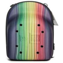 Porta Gorras Marca New Era Oficial Color Rasta