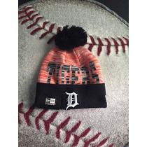 Beanie New Era Detroit Tigers Mlb 100% Original