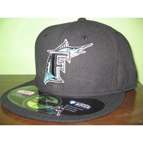 Gorra Florida Marlines Varias Tallas New Era 2012