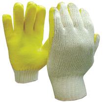 Guantes Recubiertos Tipo Japonés Crudo/amarillo Unitalla