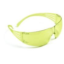 3m Securefit Gafas Protectoras Sf203as Ámbar Lente Rasguño A