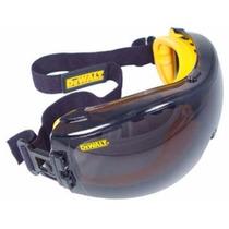 Lentes Goggles De Proteccion Seguridad Dewalt Smoke