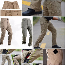 Pantalon Tactico Militar Urbano Swat Policia Gotcha Campismo