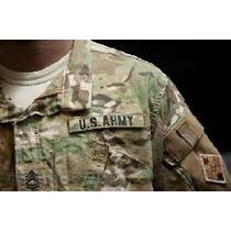 Camisa Militares Camuflage Multicam Tactico Gotcha Americana