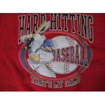 Playera Beisbol L Baseball E