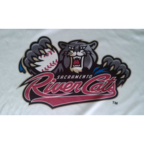 Playera L River Cats Sacramento Beisbol Baseball