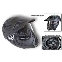 Careta Jt Headshield Fullcover Gotcha Paintball Speedbal Nva