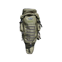Mochila (backpack) Táctica Gxg Olivo Paintball Gotcha