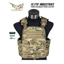 Chaleco Multicam Flyye Tactico Militar Porta Placa Tipo 5.11