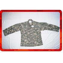 Camisa De Combate Militar Ejército De Estados Unidos Talla M