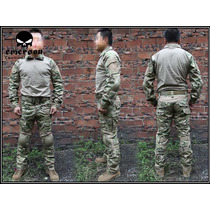 Multicam Militar Tactico Uniforme Airsoft Gotcha