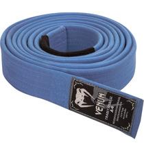 Cinta Jiu Jitsu Venum, Blanca,azul,morada Bjj Blue Pm0