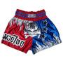 Short Muay Thai / Kick Boxing Marca Morales Mediano Mod 006