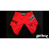 Shorts Mma Kamikaze (red)