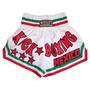 Short Muay Thai / Kick Boxing Marca Morales Mediano Mod 016