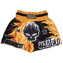 Short Muay Thai / Kick Boxing Marca Morales Mediano Mod 004