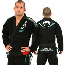 Venum Elite Bjj Gi - Black A2.5 A3 * Sobre Pedido *
