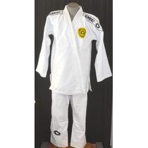 Excelente Kimono Uniforme Jiu Jitsu Gi Robson Moura Vbf