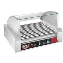 Maquina Para Hot Dog Con Toldo Capacidad 30 Hot Dog Hm4