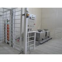 Mezcladora De Polvos, Controlado Por Plc