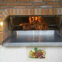 Rosticero De Leña Accesorios