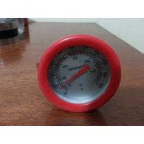 Termómetro Para Altas Temperaturas Con Clip Y Silicon