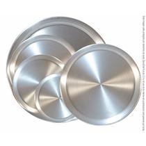 Charola Para Pizza De 14 Pg Aluminio