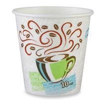 500 Vasos Termicos Aislantes Para Cafe O Cafeterias De 10 Oz