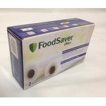Caja Con 2 Rollos De Vacio Foodsaver, Oster De 20x670cms