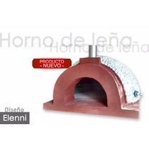 Horno De Leña O Gas Para Pizza, Carne, Pan