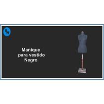 Maniqui Tela Base De Madera Para Exhibir Vestidos