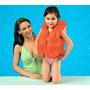 Chaleco Salvavidas Inflable Intex Basico Para Niños