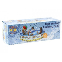 Piscina Para Niños - Impreso Rígido De Pvc 72 X15 20g Kit
