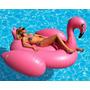 Flamingo Gigante Inflable Para Alberca Descuento Al Mayoreo!