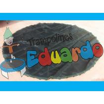Lona De Salto Malla Cama Elastica Trampolin Brincolin