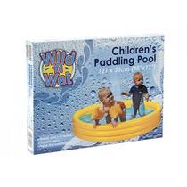 Piscina Para Niños - 48 X 12 Fun Kids Familia Piscina Al A