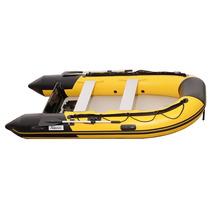 Lancha Inflable Pesca Raft Piso Aluminio Rigido 9.8 Mar Rio