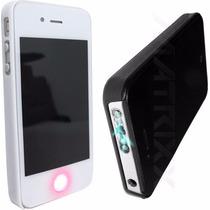 Stun Gun Paralizador Iphone Con Logotipo De Regalo Linterna
