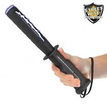 Bastón Stun Gun Paralizador Para Defensa Personal Taser 5mv