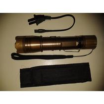 Lampara Con Descarga O Paralizador 3 Tipos Luz Cobre