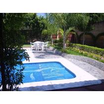 Casa Fin De Semana Alberca Privada 18 Pers. $1,616 P/noche