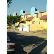 Villas Xochitepec 3rec,1baño Ampl Cocina Int,cochera Tanque