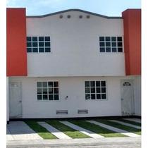Casas Nuevas Amplias Cerca Del Centro De Tezoyuca.