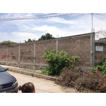 Lote Urbano 400 M2, Bardeado, Esquina, Morelos, (((wow)))