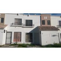 Casa Sola En Nueva San Carlos, Bonita Casa En Renta, Residencial Puerta San Carlos Hacia La Salida A Silao En León Gto.