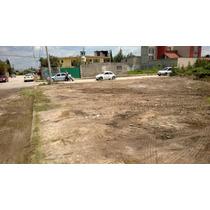 Tarreno En Esquina, Colonia Xacopinca, Melchor Ocampo